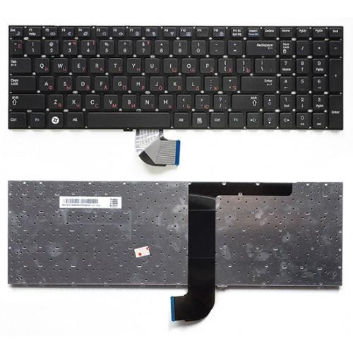 Клавиатура для ноутбука Samsung RC530 Series. Черная.