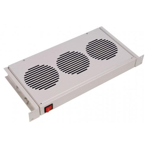 Вентиляторный модуль ЦМО МВ, с регулируемой глубиной, 19
