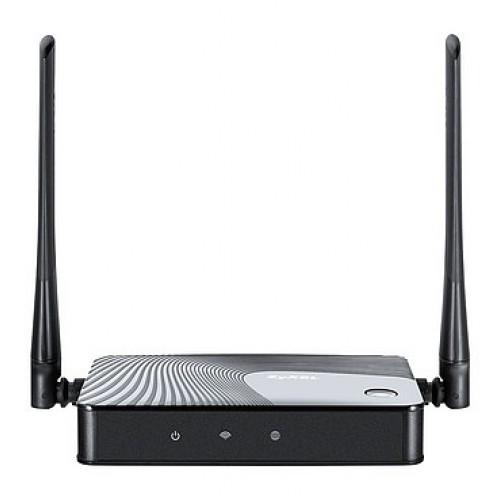 Интернет-центр для подключения по выделенной линии Ethernet. с точкой доступа Wi-Fi 802.11n 300 Мбит