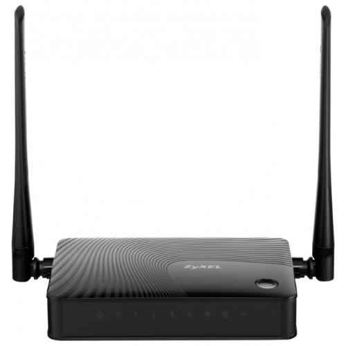 Интернет-центр ZyXEL Keenetic 4G III для подключения к сетям 3G/4G через USB-модем, с точкой доступа