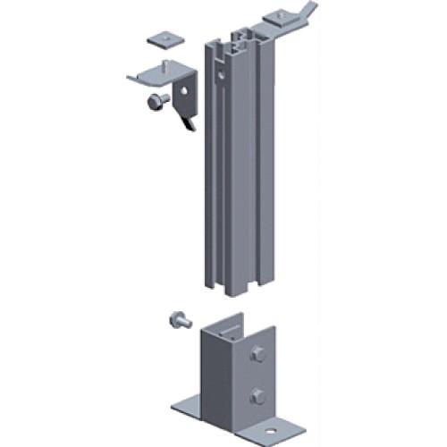 Опора напольная для алюминиевого лестничного лотка