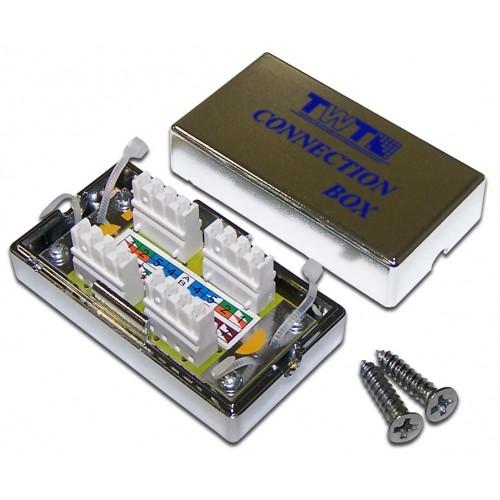 Соединительный модуль, экранированный, категории 6, TWT-CN110STP6