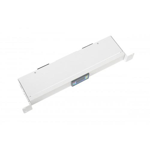 Панель управления вентиляторами, вход IEC60320 C14, 4 выхода IEC60320 C13