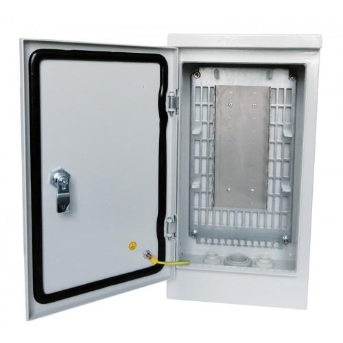 Коробка распределительная наружная на 15 плинтов (150 пар), IP55, ЦМО