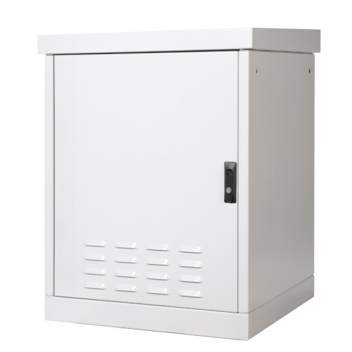 Шкаф уличный напольный, 6U, 800х600, В=705мм, передняя дверь вентилируемая