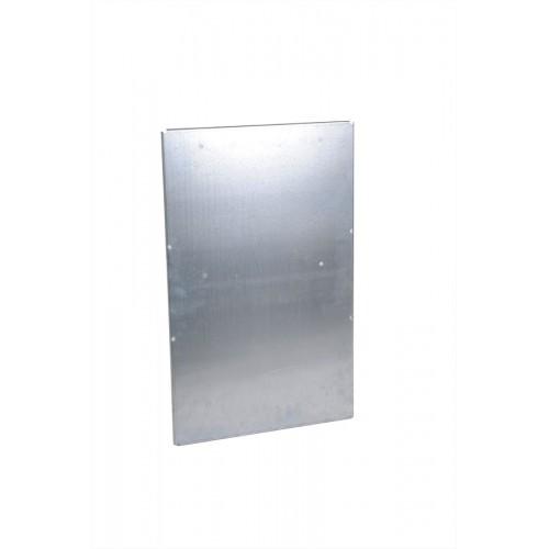 Панель монтажная оцинкованная высотой 27U