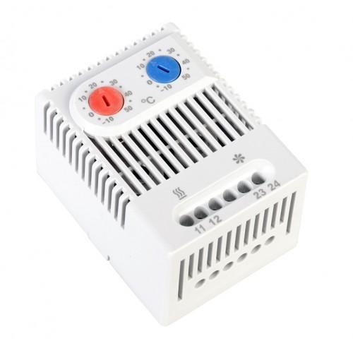 Терморегулятор двойной для нагревателя (-10/+50C)