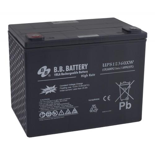 Аккумуляторная батарея BB Battery UPS 12360XW (12V; 88 Ah)