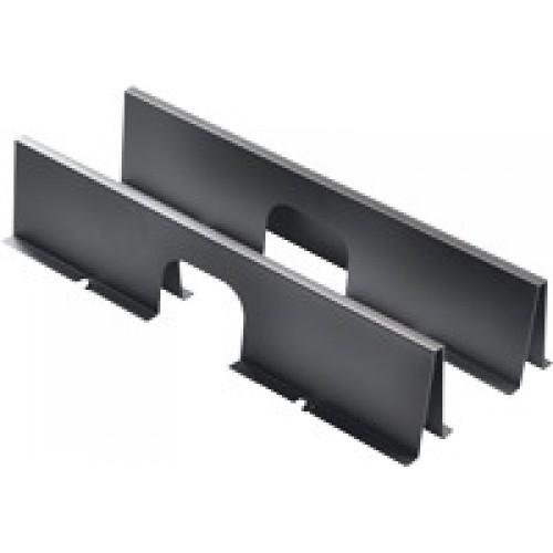 Разделительная перегородка для кабельного лотка на крышу шкафа LANMASTER DCS шириной 600 мм LAN-DC-CB-CTR-P6