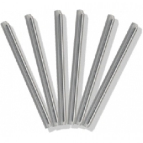 Трубка для защиты места сварки оптических волокон, КДЗС, диаметр 2.0 мм, длина 40 мм