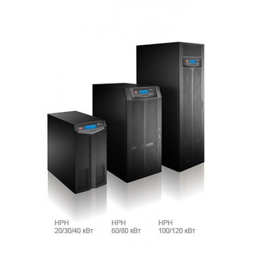 Источник бесперебойного питания (ИБП/UPS) Delta HPH-Series 60 кВА /60 кВт