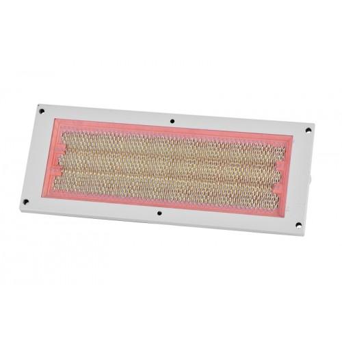 Фильтр Rem, 170х425х34 мм (ВхШхГ), для шкафов ЦМО, Elbox, цвет: серый R-FAN-F-IP55