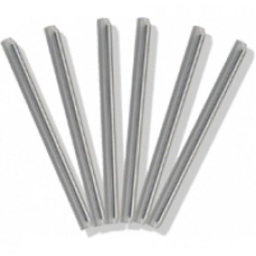 Трубка для защиты места сварки оптических волокон, КДЗС, диаметр 1.0 мм, длина 40 мм LAN-SP-1.0x40