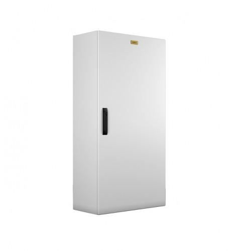 Шкаф электротехнический настенный Elbox EMWS IP66 1200х600х300 сплошная металлическая дверь серый EMWS-1200.600.300-1-IP66