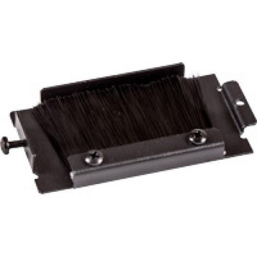 Комплект щеточных вводов для вертикальных профилей шкафа LANMASTER DCS 48U шириной 800 мм LAN-DC-CB-48U-BR-SET
