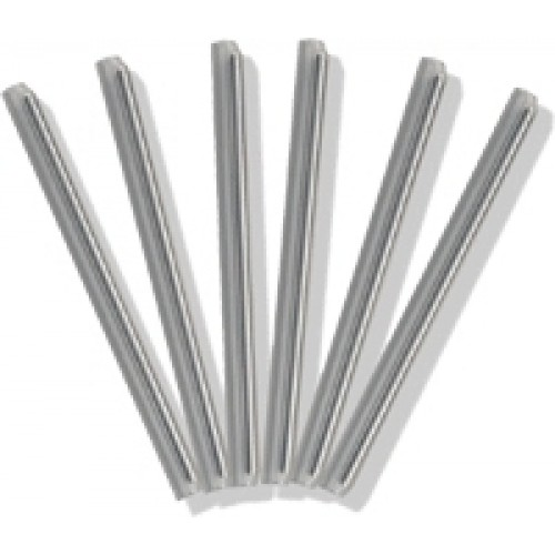 Трубка для защиты места сварки оптических волокон TopLAN, КДЗС 60 мм