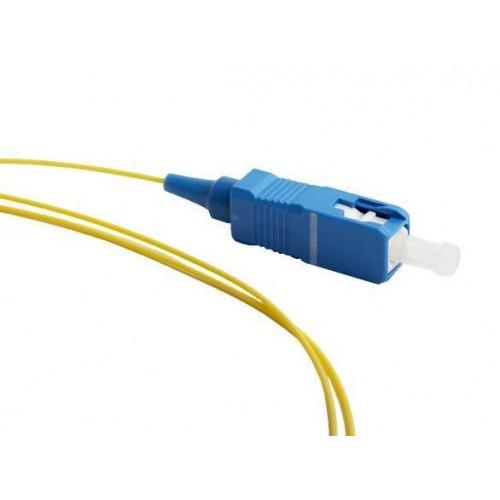 Пигтейл TopLan LC, PC, многомодовый, LSZH, 10.0 м PT-TOP-OM2-LC/P-10.0