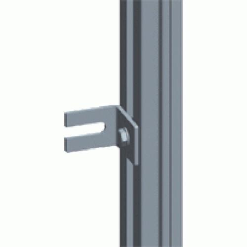 Держатель настенный для алюминиевого лестничного лотка
