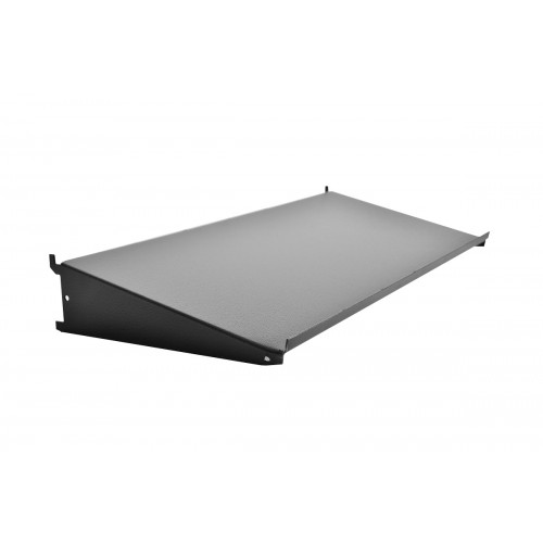 Полка для стойки ЦМО клавиатурная навесная, глубина 200 мм, цвет черный ТСВ-К-СТК-9005