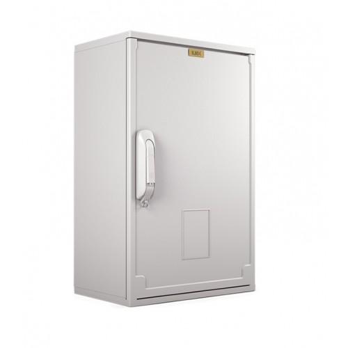 Шкаф электротехнический настенный Elbox EP IP44 800х500х250 сплошная дверь полиэстер серыйEP-800.500.250-1-IP44