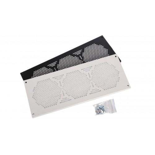 Фильтр Rem, 170х425х10 мм (ВхШхГ), для шкафов ЦМО, Elbox, цвет: чёрный R-FAN-F-IP21-9005