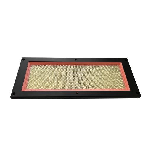 Фильтр Rem, 170х424х34 мм (ВхШхГ), для шкафов ЦМО, Elbox, цвет: чёрный R-FAN-F-IP55-9005