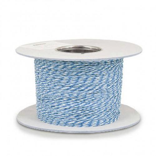 Cabeus UTP-1P-Cat.5e-SOLID-CROSS-500 (Jumper Wire) Кроссировочная витая пара, неэкранированная U/UTP, категория 5e, 1 пара (24 AWG), одножильный (soli