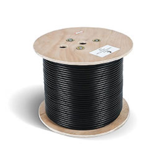 Cabeus RS-485 2x2x22AWG/7 Кабель для интерфейса RS-485/422, 2x2x22 AWG (SF/UTP), многожильный (patch), для внутренней и внешней прокладки (-40°С - +75
