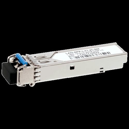 Модуль SFP LX 20км, 1310нм, SM, duplex LC, 1.25Gbps, промышленный, DDM, Cisco