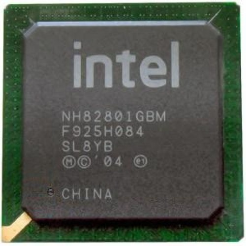 Южный мост Intel SL8YB, NH82801GBM