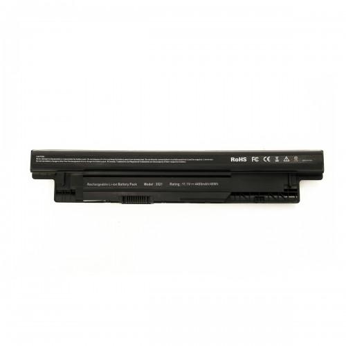 Аккумулятор для ноутбука Dell Inspiron 3521, 3721, Latitude 3440, VOSTRO 2421 Series. 11.1V 4400mAh PN: 312-1387, 0MF69, 68DTP
