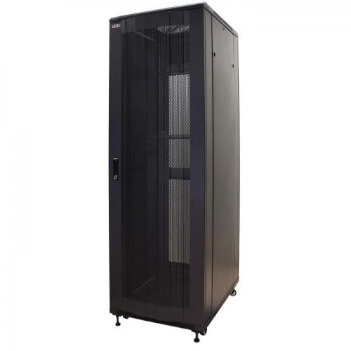 Дверь к шкафу 42U, перфорация, ширина 600 мм, MDX-DR42-600-PERF