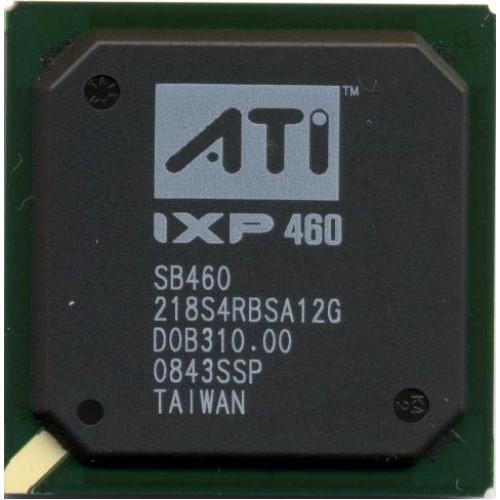 Южный мост AMD ATI IXP460, 218S4RBSA12G (2006)