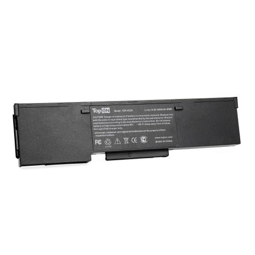Аккумулятор для ноутбука Acer Aspire 1360, 1362, Extensa 2001LM, TravelMate 2500 Series. 14.8V 4400mAh 65Wh. PN: BTP-84A1