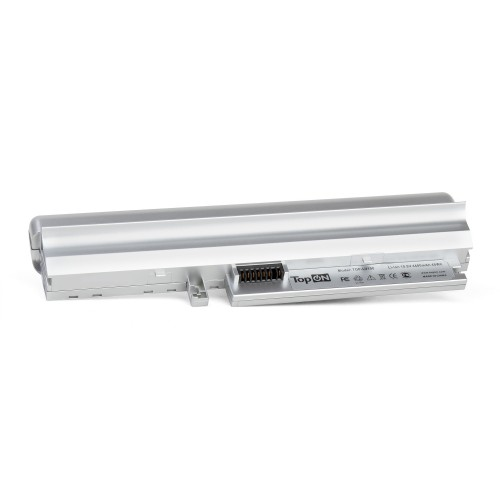 Аккумулятор для ноутбука Lenovo IdeaPad V100, V200 Series. 10.8V 4400mAh 48Wh. PN: 40Y8319, 92P1216. Серебристый.