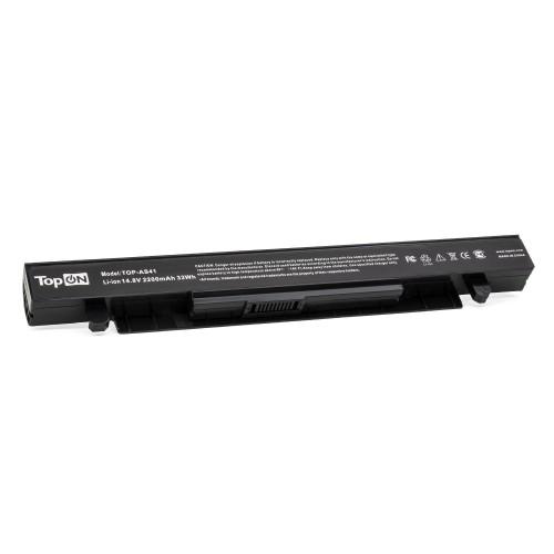 Аккумулятор, батарея для ноутбука Asus X550, X550D, X550A, X550L, X550V Series. 14.8V 2200mAh 33Wh. PN: A41-X550, A41-X550A.