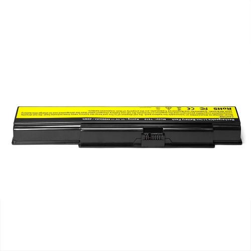 Аккумулятор для ноутбука IBM Lenovo 3000, IdeaPad V550, Y500, Y510, Y510a, Y530a, Y710, Y730a, G230, E23 Series. 11.1V 4400mAh PN: 45J7706, 121000649