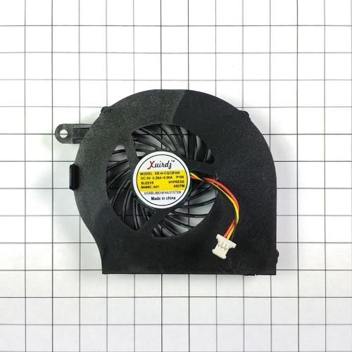 Вентилятор (кулер) для ноутбука HP G72/G62. Compaq Presario CQ72 / CQ62