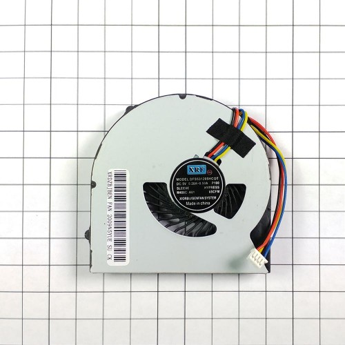 Вентилятор (кулер) для ноутбука Lenovo IdeaPad G480, G480A, G580, G480g, G485, G580A, G580g, G580l