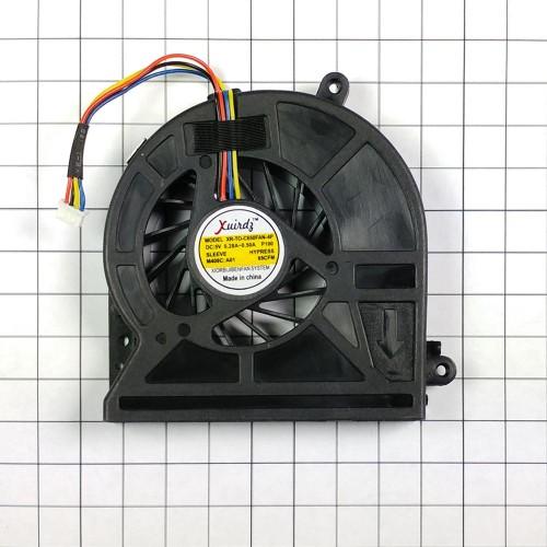 Вентилятор (кулер) для ноутбука Toshiba Satellite C650, C650D, C655, C655D 4 pin