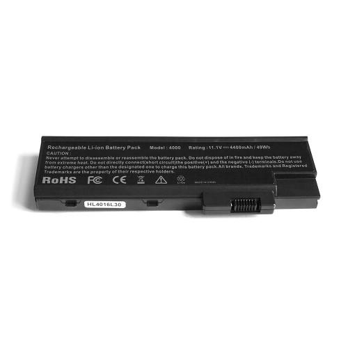 Аккумулятор для ноутбука Acer 3000, 5000 Series. 11.1V 4400mAh PN: 916-3020, BTP-AS1681