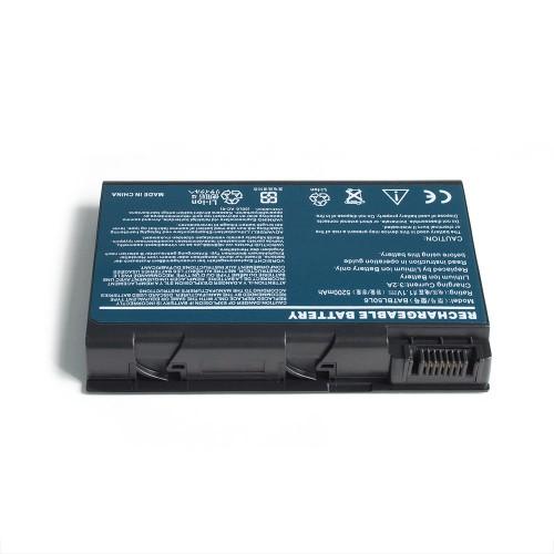 Аккумулятор для ноутбука Acer TravelMate 2490, 3900, 4200 Series. 11.1V 4400mAh PN: BATBL50L4, LIP8211CMPC