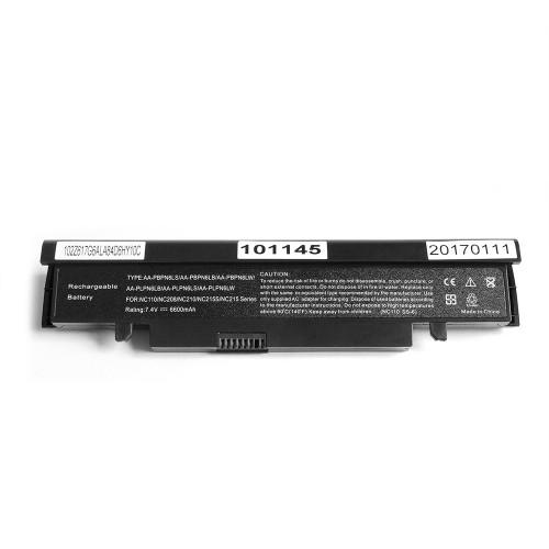 Аккумулятор для ноутбука Samsung NC110, NC210, NC215, NP-NC110, NP-NC210, NP-NC215 Series. 7.4V 6600mAh PN: AA-PBPN6LB, PLPN6LW