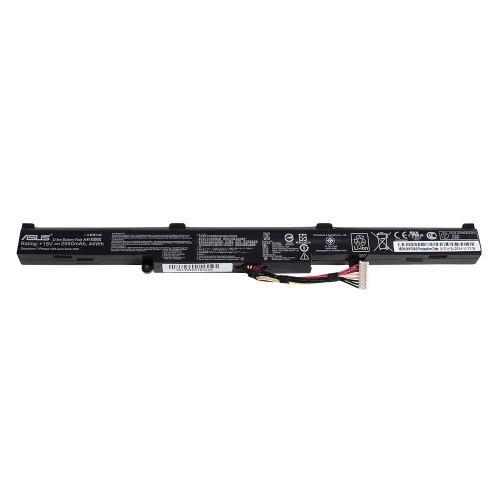 Аккумулятор для ноутбука Asus A41-X550E, X450J, X450JF, F750J, F750JB, R750J, R750JB, K750J Series. 14.4V 2950mAh PN: CS-AUX450NB, A41-X550E