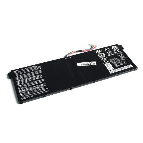Аккумулятор для ноутбука Acer V3-111, E3-111, E3-112, ES1-511 Series. 11.4V 3090mAh PN: 3ICP5/57/80, AC14B18J