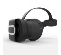 """Очки виртуальной реальности для смартфона на iOS и Android с экраном 4.7"""" - 6.0"""" с кейсом для хранения. Угол обзора 96°. Черные."""