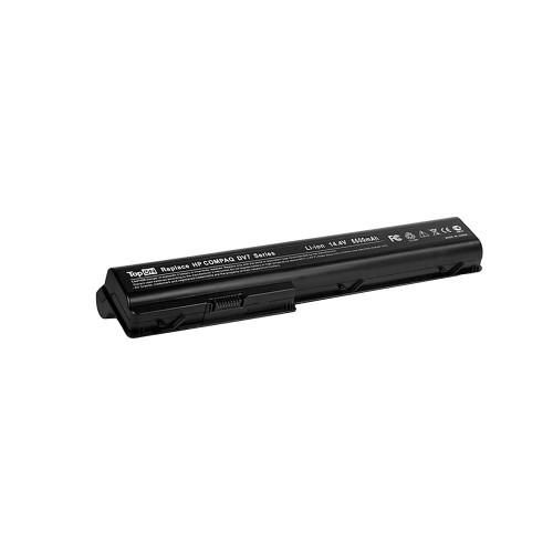 Аккумулятор для ноутбука HP HDX18, X18, Pavilion dv7, dv8 Series. 14.4V 6600mAh 95Wh, усиленный. PN: HSTNN-IB75, HSTNN-XB75