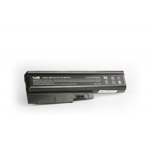 Аккумулятор для ноутбука IBM Lenovo ThinkPad R60, R61, T60, T61, Z60, Z61, R500, T500, W500  Series. 10.8V 4400mAh PN: 40Y6795, 92P1128