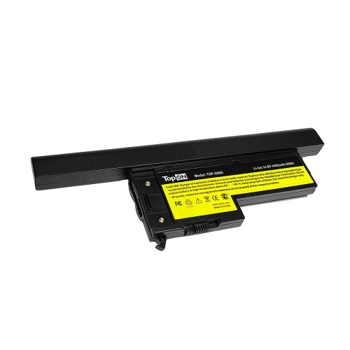 Аккумулятор для ноутбука IBM Lenovo ThinkPad X60s, X61s Series. 14.8V 4400mAh 65Wh, усиленный. PN: 40Y6999, 40Y7001