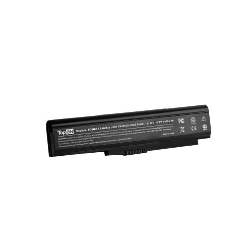 Аккумулятор для ноутбука Toshiba Satellite Pro U300, Dynabook CX, Equium A100, Tecra M8 Series. 10.8V 4400mAh 48Wh. PN: PA3593U-1BAS, PABAS1